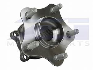Oem Rear Wheel Bearing    Hub Assembly  Z1 Motorsports