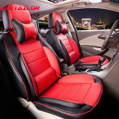 cartailor cover seat artificial leather  chevrolet