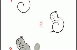 How to Draw Easy Animals Step by Step