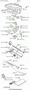 Saltdogg Shpe2000 Buyers Salt Spreader Parts By Part Look Up Diagram