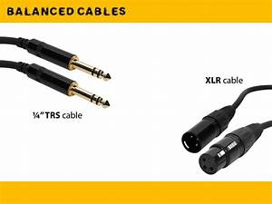 Balanced And Unbalanced Cables