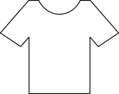 T-shirt (white).svg