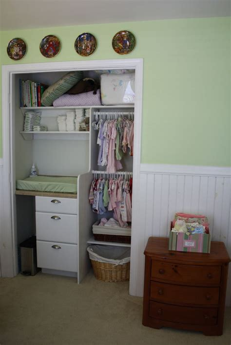 table ls for baby nursery baby closet with built in changing table google search