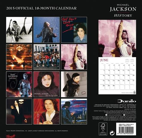 michael jackson calendars ukposterseuroposters