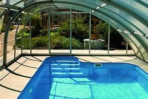 Pool Mit überdachung : angebot pools f r garten swimmingpools fertigschwimmbecken ~ Michelbontemps.com Haus und Dekorationen