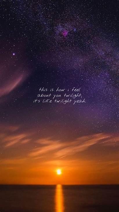 Ateez Lyrics Song Quotes Wallpapers Twilight Lyric
