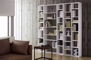 Designer Regale Wohnzimmer : b cherregal wei design ~ Sanjose-hotels-ca.com Haus und Dekorationen