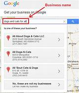 Claim Your Google Business Page Photos