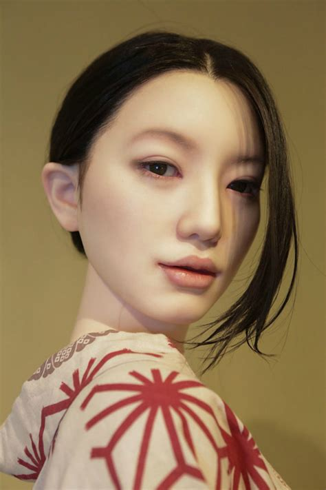 These 10 000 Japanese Sex Dolls Are The Strangest Things