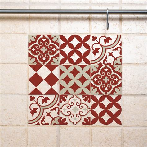 Mix Tile Wall Decals 311 Decorative Tiles Vinyl Stickers