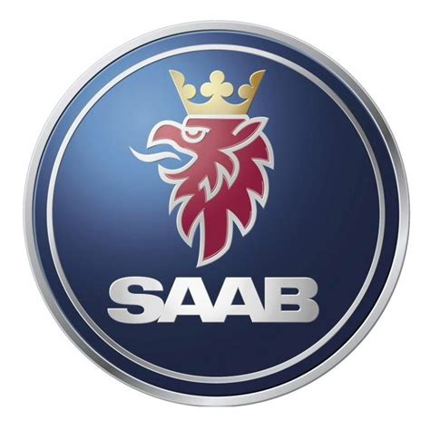 Saab Logo by Saab Font And Saab Logo