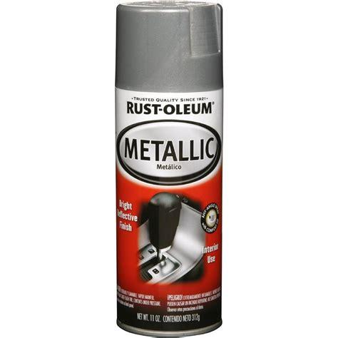Rustoleum Automotive 11 Oz Aluminum Metallic Spray Paint