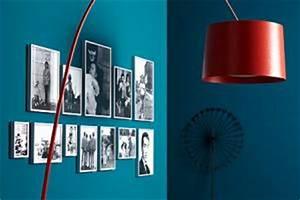 Bilder An Die Wand Hängen : bilder richtig aufh ngen tipps und ideen sch ner wohnen ~ Sanjose-hotels-ca.com Haus und Dekorationen