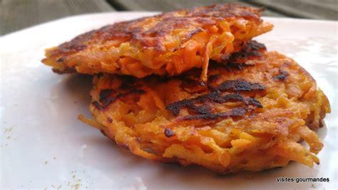 cuisiner la patate douce au four galettes de patates douces à la farine de pois chiche par