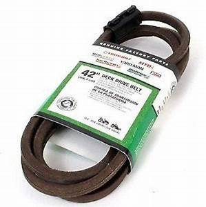 Mtd 42 U0026quot  Deck Drive Belt
