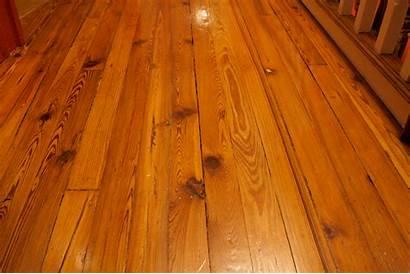 Floor Pine Floors Finishing Wood Hallway Flooring