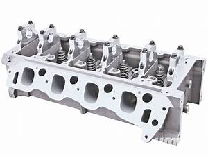 Trick Flow Cylinder Head Upgrade For 2 Valve 4 6l Ford