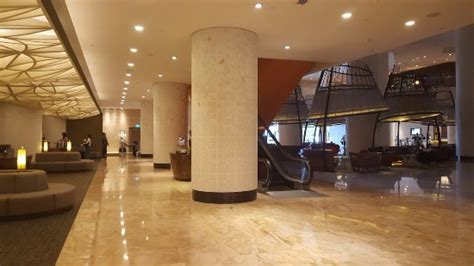 Hotel Du Foyer by Hotel Foyer Picture Of Pan Pacific Singapore Singapore