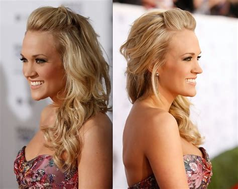 Carrie Underwood Prom Hairstyle Ideas