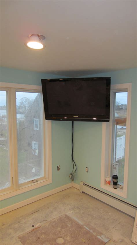 Hang A Tv A Fireplace by Home Theater Installation Connecticut S Finest