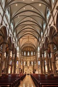Pittsburgh Cathedral Editorial Photo  Image Of Interior