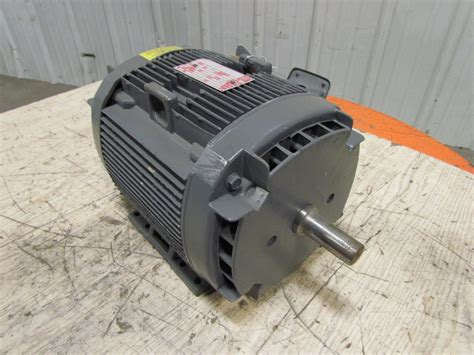 General Electric Ac Motor by Ge General Electric 3ph Ac Motor 5hp 1750 Rpm 230 460v 1 1