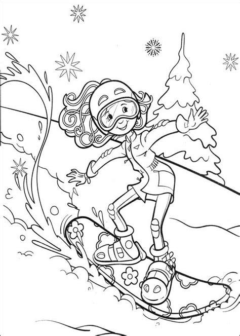 jeu de cuisine gratuit coloriage snowboard sur jeudefille com