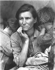 Depression Era: 1930s | Picture This