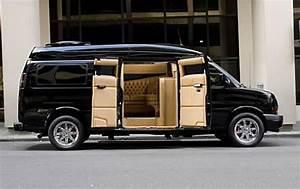 Ai Design Presents Lavish  250k Chevy Van