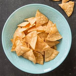 Homemade Tortilla Chips Cook39s Illustrated