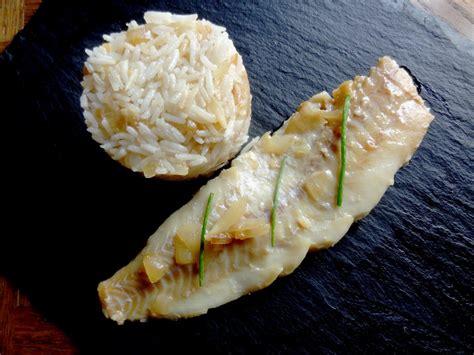 cuisiner du colin colin et riz à la japonaise la tendresse en cuisine