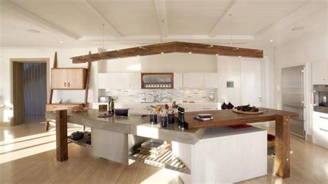 kitchen island alternatives 7 alternative kitchen designs 1832