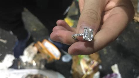 new york city sanitation workers find engagement ring accidentally thrown in trash abc7chicago