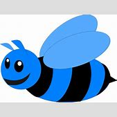 Blue Bee Clip A...