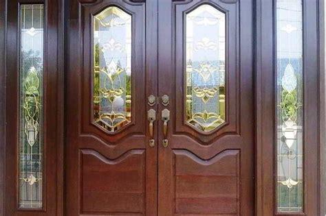 model pintu utama rumah minimalis modern kontraktor