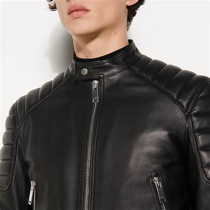Coats Quilted Trench Leather Paris Sandro Trims
