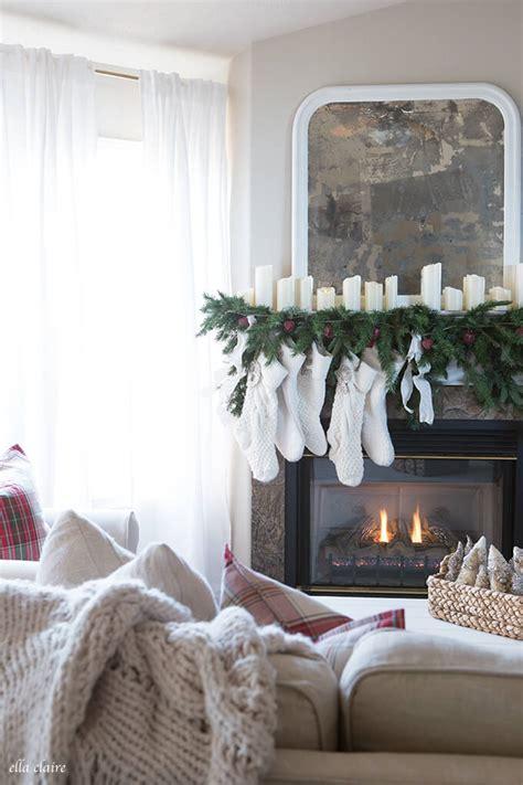 rustic winter decor ideas  designs