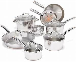 Best Of Steel : top 10 best stainless steel cookware sets in 2018 buying guide topreviewproducts ~ Frokenaadalensverden.com Haus und Dekorationen