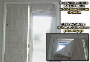 Mécanisme Store Bateau : store bateau a scratch ~ Premium-room.com Idées de Décoration