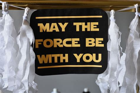 May the 4th be with You - Star Wars Party & Solo: A Star ...