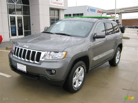 jeep grand cherokee gray mineral gray metallic 2011 jeep grand cherokee laredo x