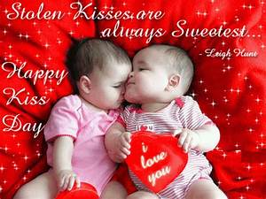 Top 15 Sweet Aw... Kiss Day Romantic Quotes
