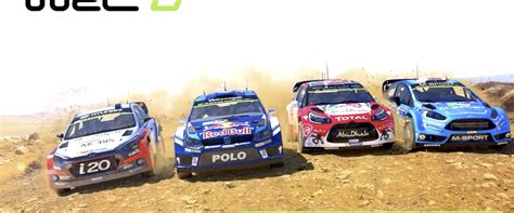 New Wrc 6 Trailer Shows Off Super Special Stages