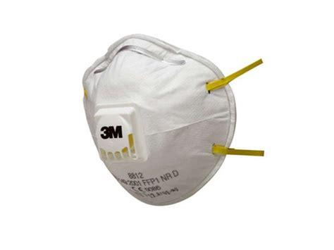 masque anti poussière masque anti poussi 232 re coque s 233 rie 8812 boite de 10 3m contact soluprotech