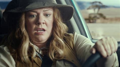 kia niro super bowl  teaser melissa mccarthy escapes