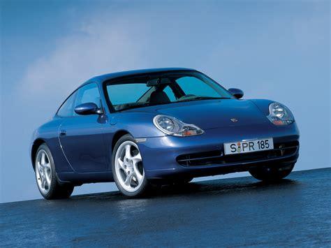 Porsche 911 Carrera 4 (996) Specs & Photos