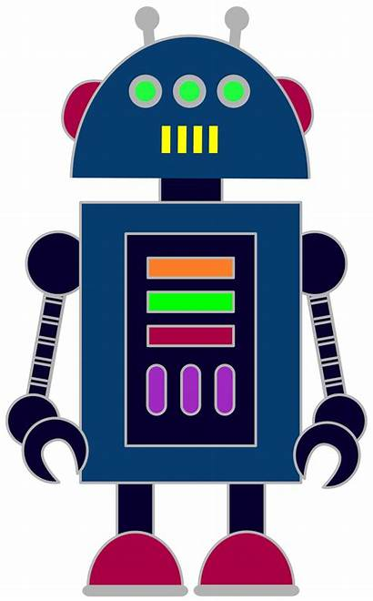 Robot Clipart Graphics Clip Robots Projects Happily