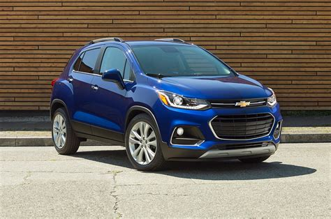Review Chevrolet Trax 2017 chevrolet trax review drive