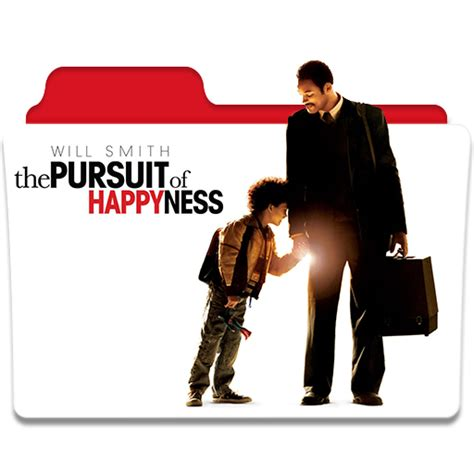 The Pursuit Of Happyness 2006 Folder Icon By Sonerbyzt On