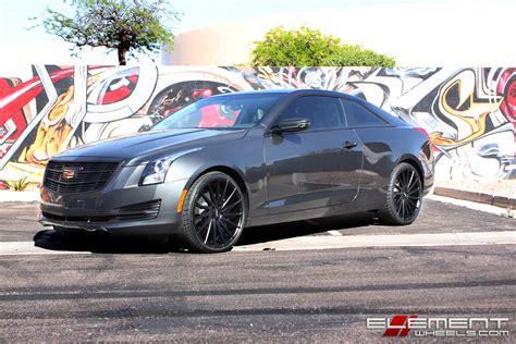 2013 Cadillac Ats Black Rims